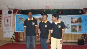 ME, pradhep and Prasanna